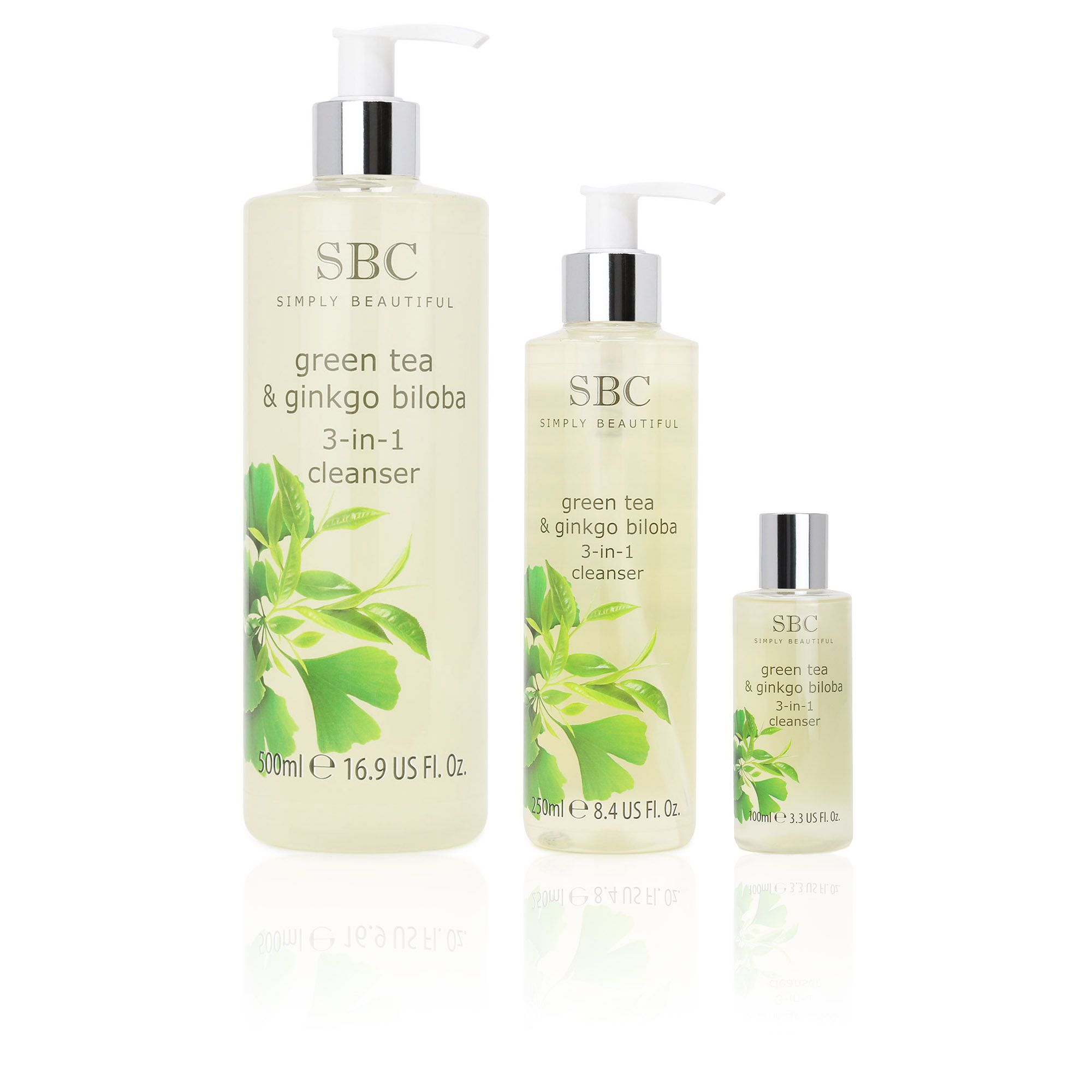 Sbc all skins 3in1 3 detergenti pulizia del viso in 3 formati qvc italia - Qvc marchi cucina ...