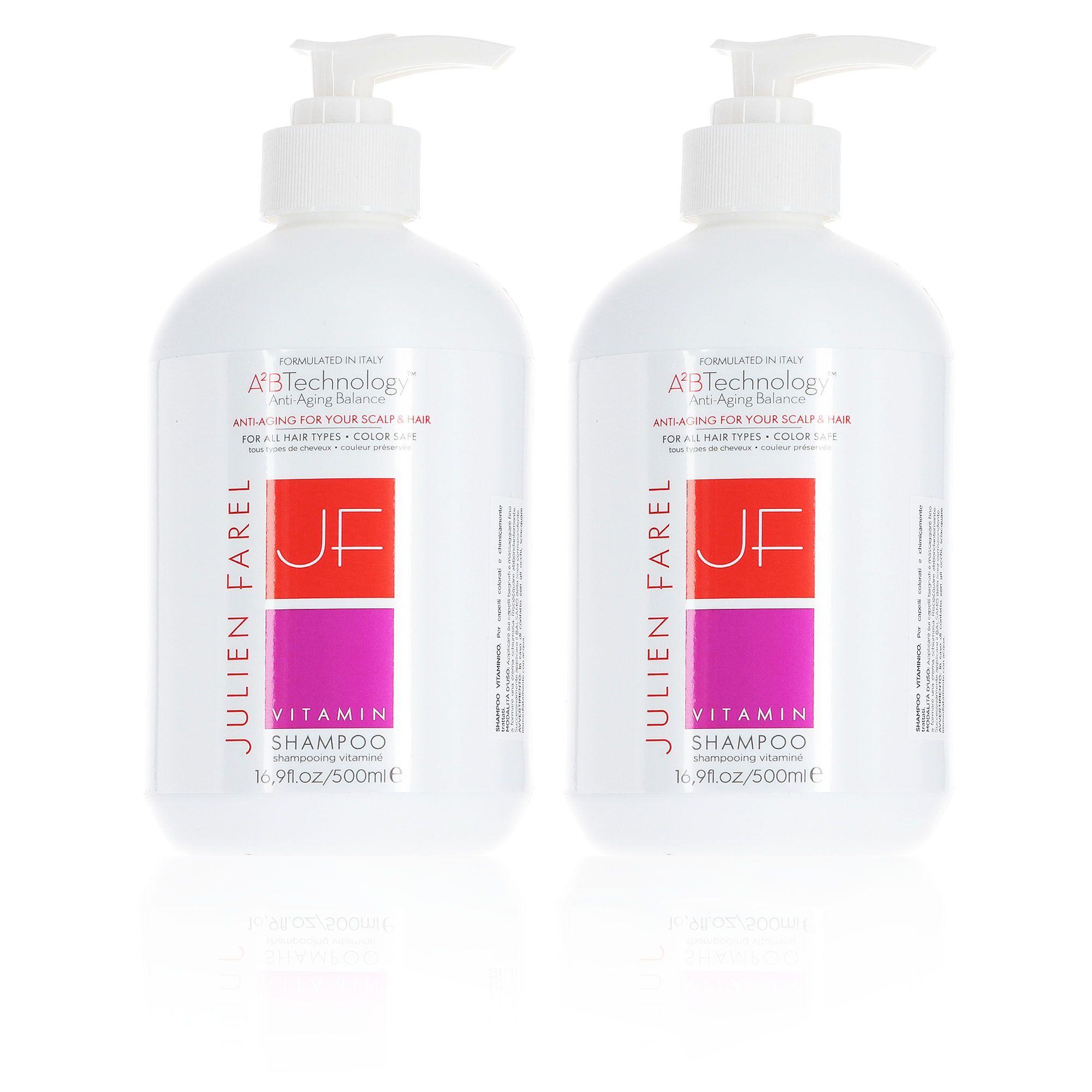 Qvc shampoo e balsamo per capelli colorati