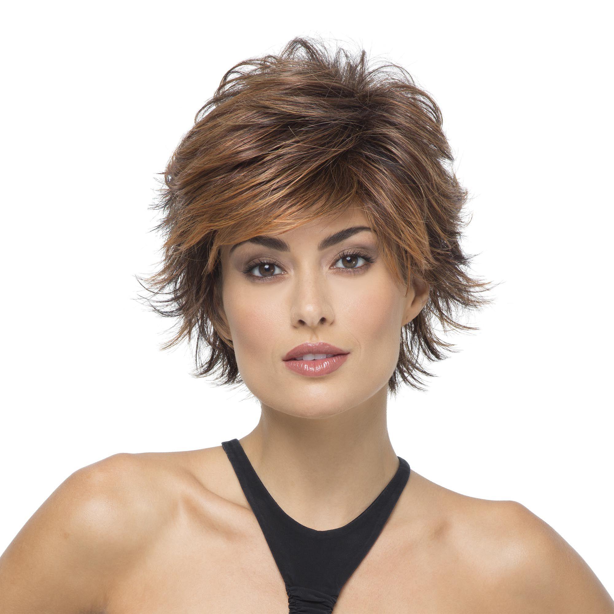 Hairdo Razor Cut parrucca modellabile taglio corto sfilato ...