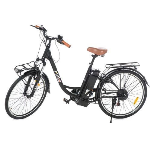I Bike Bici Elettrica Pedalata Assistita Autonomia 40km