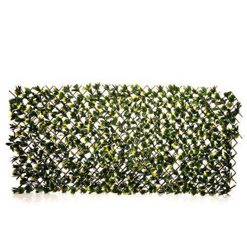 Finta Siepe In Plastica.Garden Reflections Siepe Artificiale Per Esterni 2mx1m Qvc Italia