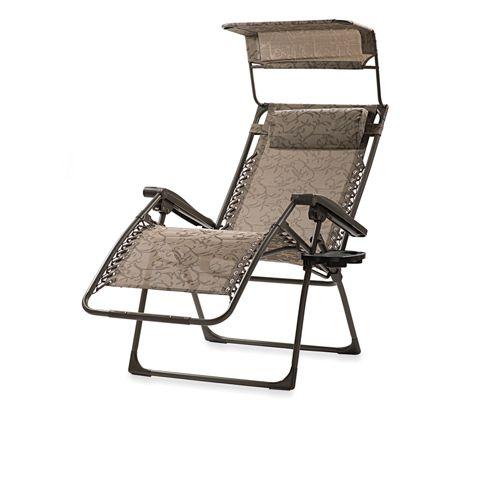 Lilo leisure sedia a sdraio reclinabile con poggiatesta e for Sedia a dondolo reclinabile