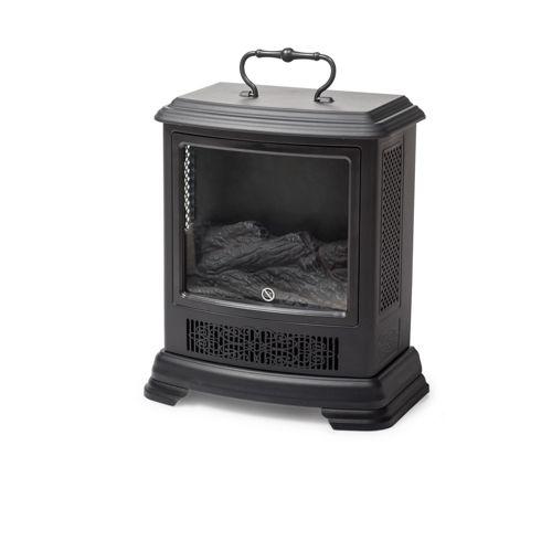 PowerHeat Stufa elettrica a infrarossi con termostato regolabile ...