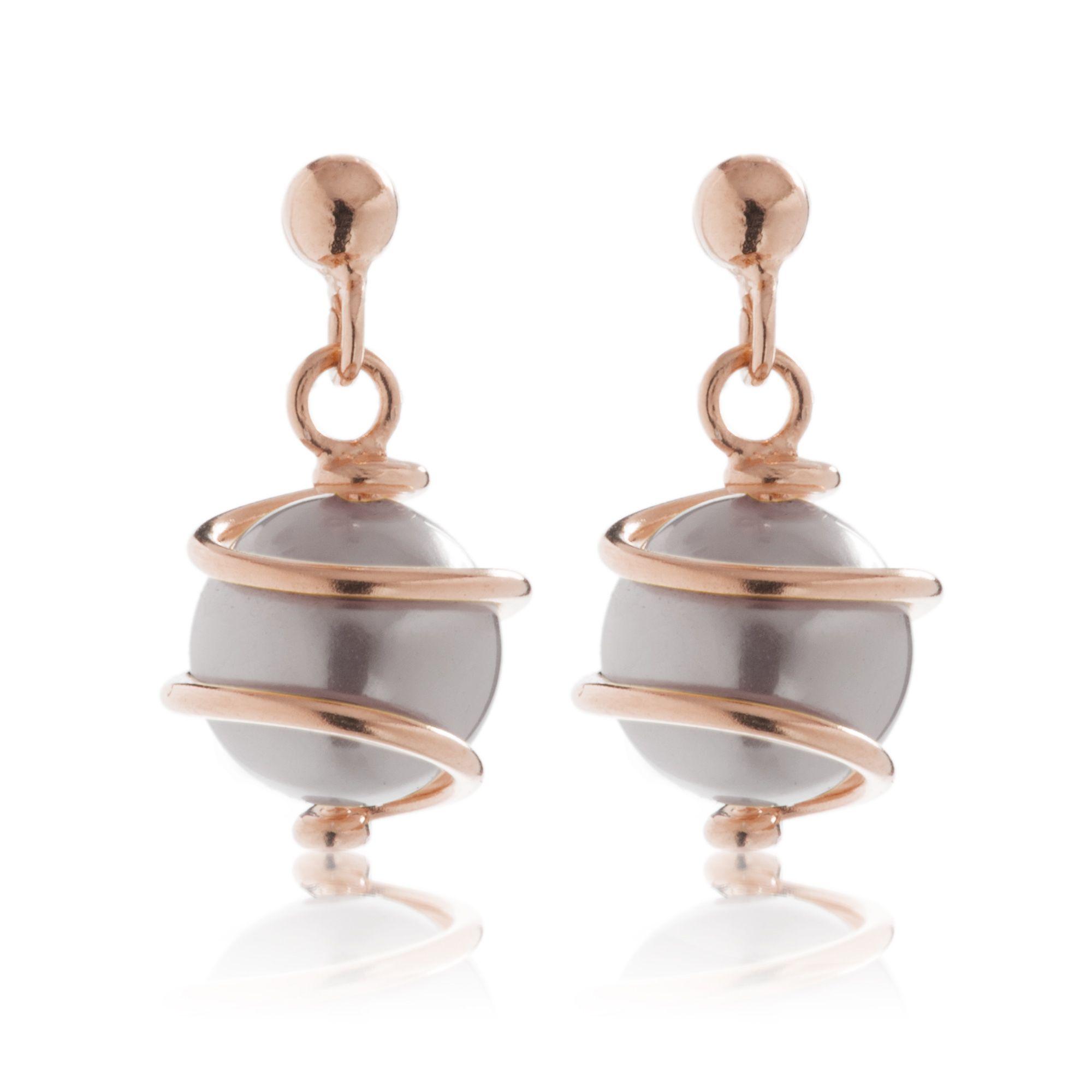 Elder orecchini pendenti in argento 925 con perle in conchiglia qvc italia - Qvc marchi cucina ...
