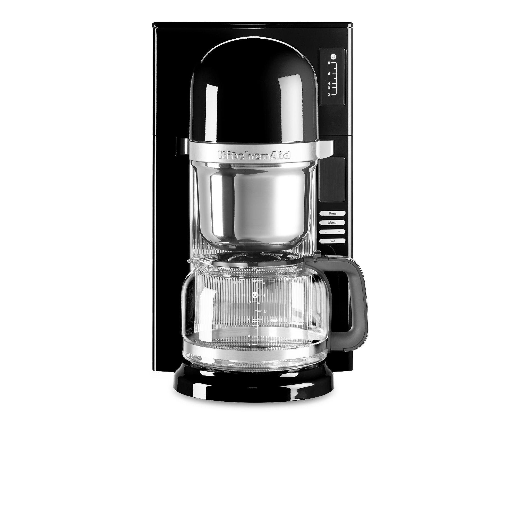 Kitchenaid macchina per caff americano kcm0802 qvc italia - Qvc marchi cucina ...