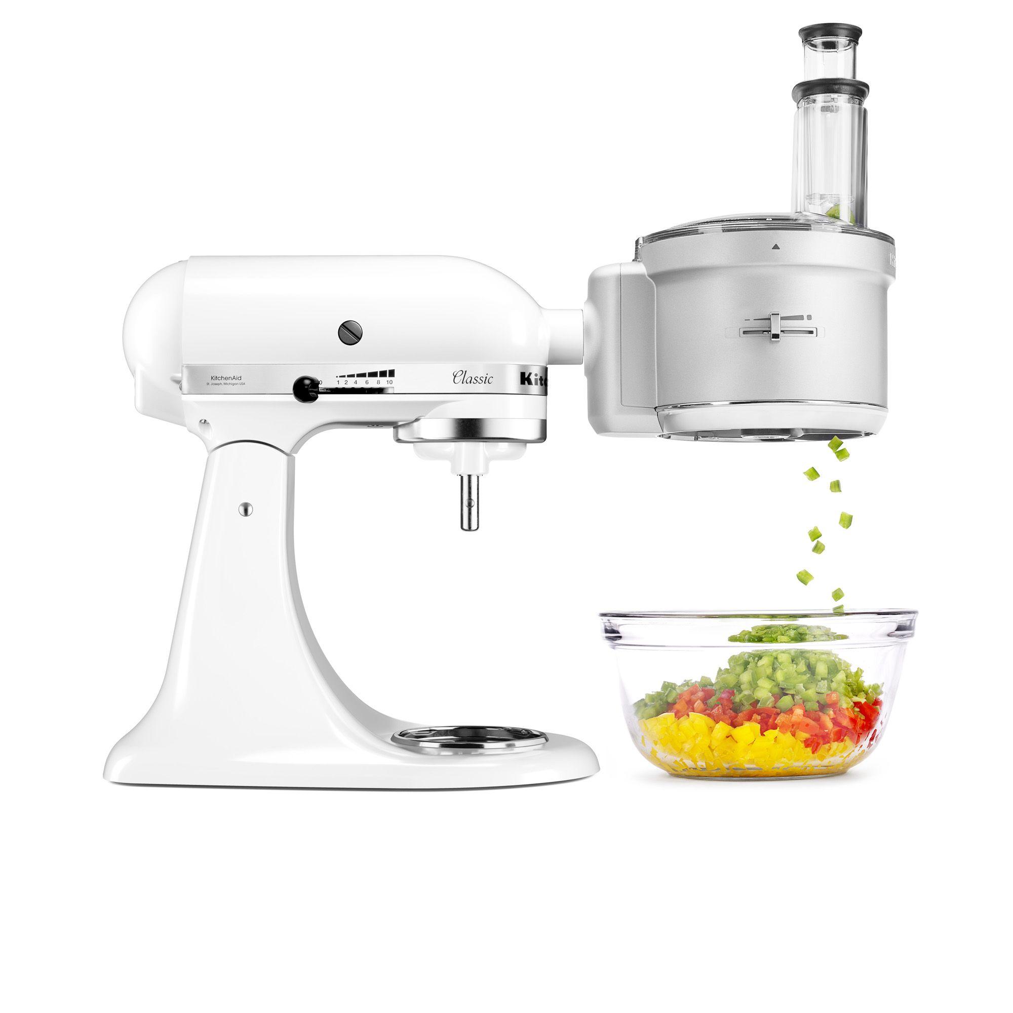 Kitchenaid accessorio food processor per robot da cucina qvc italia - Qvc marchi cucina ...