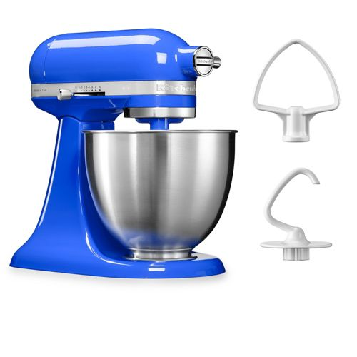 KitchenAid 5KSM3311E Mini Robot da cucina 3.3l con accessori