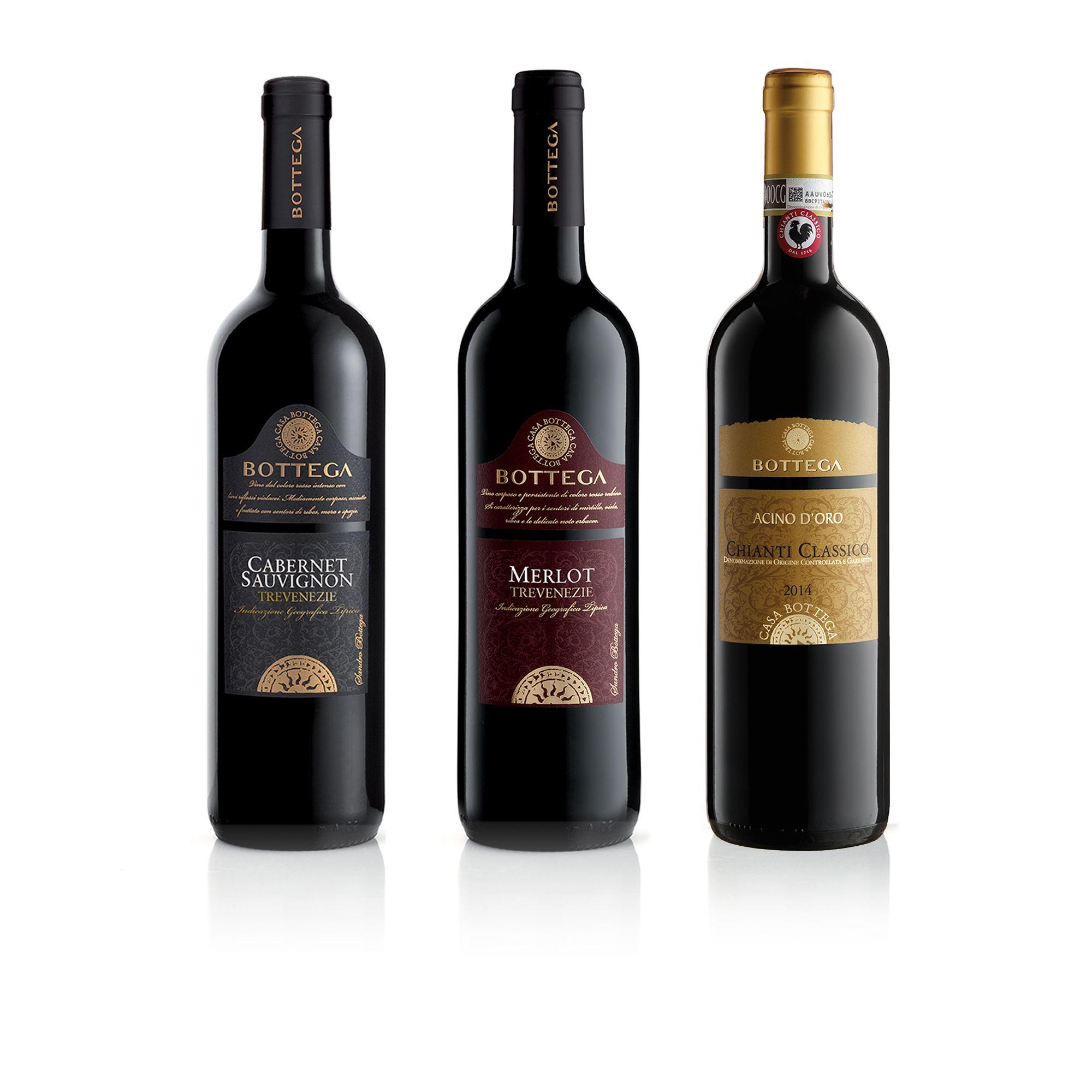 Merlot Igt, Cabernet Sauvignon, Chianti Classico