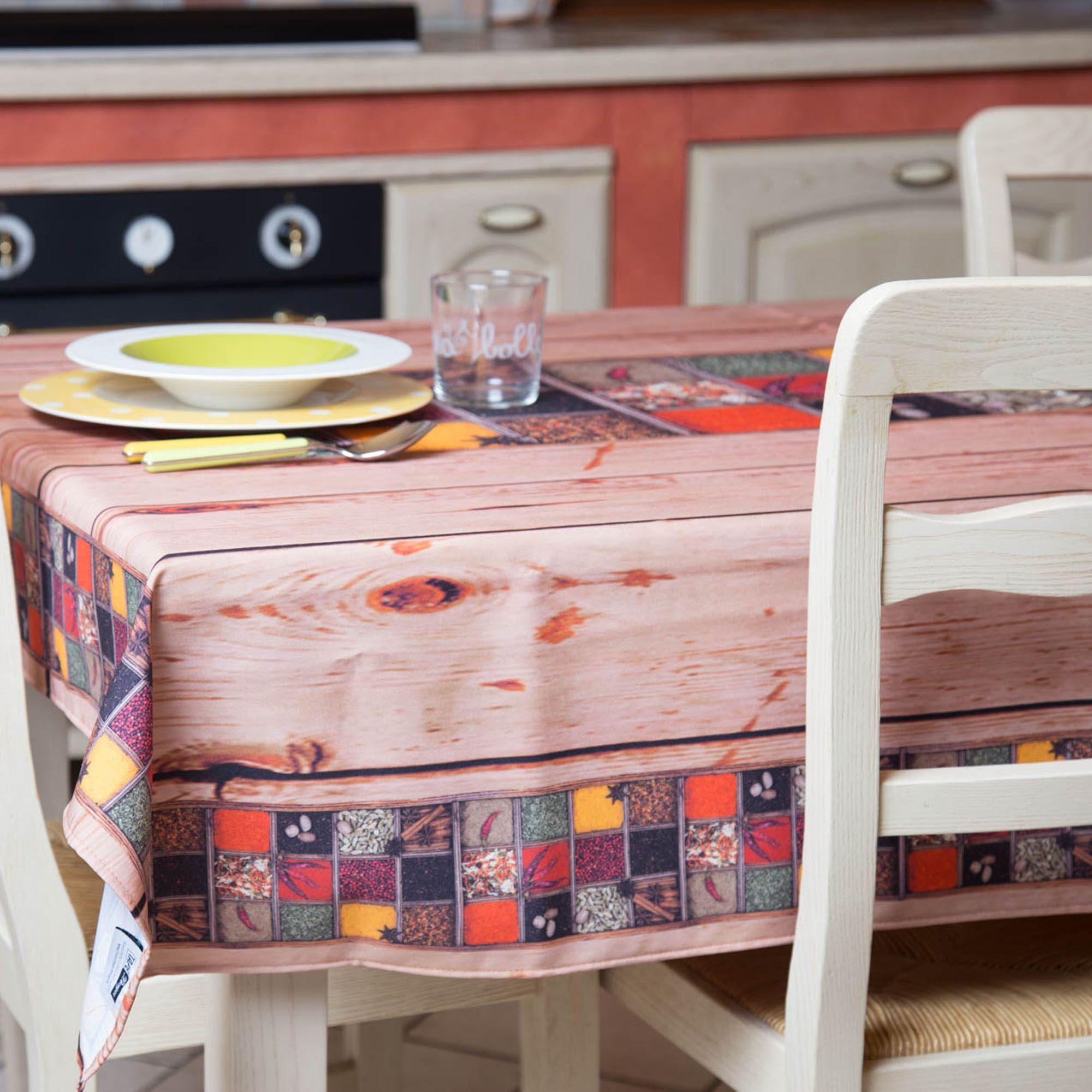 Tap design tovaglia con stampa digitale qvc italia - Qvc marchi cucina ...