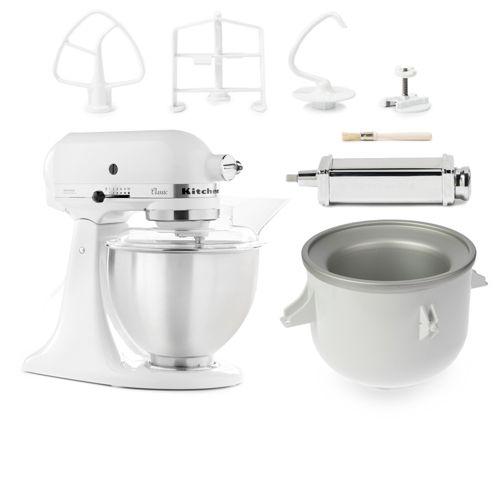 kitchenaid robot da cucina classic e accessori sfogliatrice e ... - Kitchenaid Robot Da Cucina