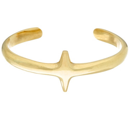 """As Is"" Soko Single Bar Cuff Bracelet"