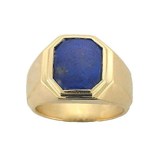 Lapis Lazuli Bezel Set Ring  Lapis Lazuli Ring  Lapis Lazuli 14k Gold  Lapis Lazuli Solid Gold  14k Solid Gold Ring Lapis Lazuli Ring