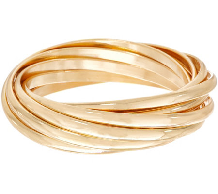 Linea by Louis Dell'Olio Rolling Bangle Bracelet