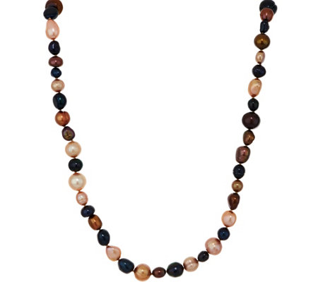 "Honora Cultured Pearl 36"" Strand Necklace"