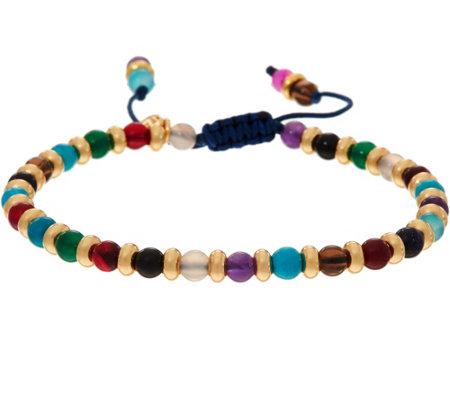 Lola Rose London Beaded Adjule Bracelet