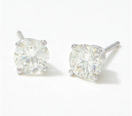 Take 27% off lab-grown diamond stud earrings