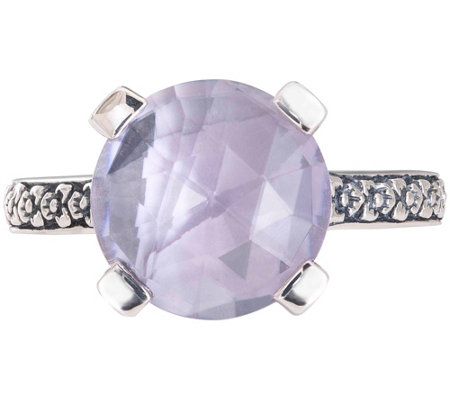 Stephen Dweck Sterling Silver & Gemstone Ring