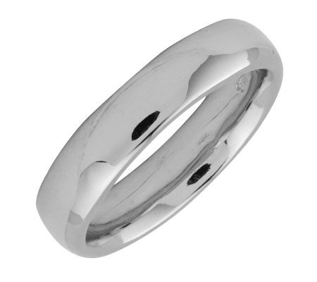 Simply Stacks Sterling Polished 4.25mm Ring