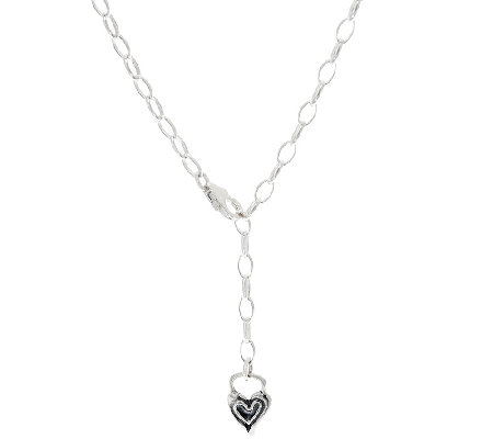 "Hagit Sterling Silver 24"" Signature Chain, 8.3g"