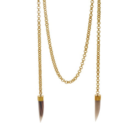 Soko Knotted Talon Necklace