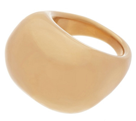 Oro Nuovo Bold Polished Band Ring, 14K Gold