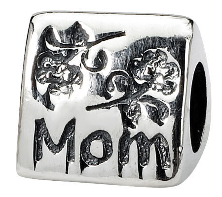 Prerogatives Sterling Silver Mom Trilogy Bead