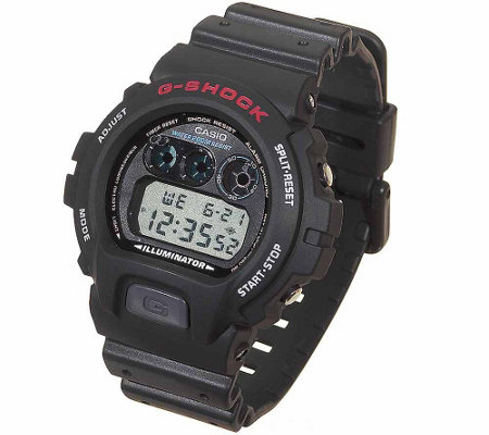 714a2633d34c Casio G-Shock Classic Watch with Shock Resistance - Page 1 — QVC.com