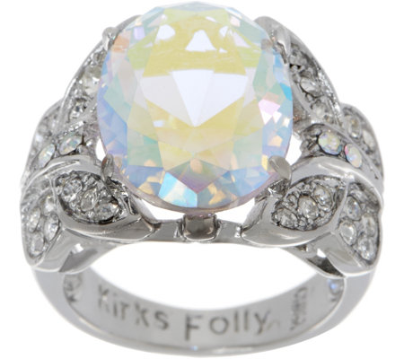 Kirks Folly Lighten Up Butterfly Ring