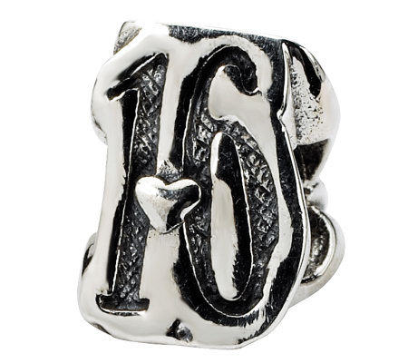 Prerogatives Sterling Silver Sweet 16 Bead