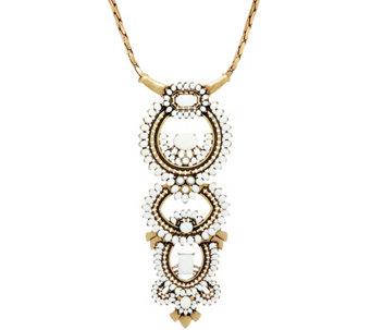 Stella & Dot Havana 3-in-1 Pendant Necklace - J329426