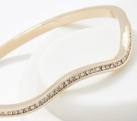 Grace Kelly Collection Zig Zag Bracelet Bangle
