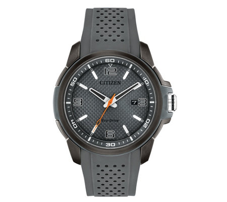 Citizen Eco-Drive Men's Gray Dial Watch