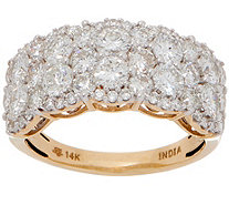 Affinity Diamond 3.00 cttw Band Ring, 14K Gold - J357230