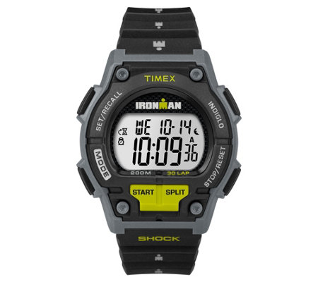 Timex Men's Ironman Endure Chronograph DigitalSport Watch