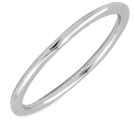 Simply Stacks Sterling Silver Polished 1.5mm Ring
