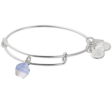 Alex and Ani Cupcake Charm Bangle - Race ToErase MS