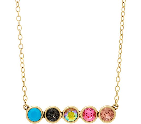 LOGO Links by Lori Goldstein Inner Circle Necklace
