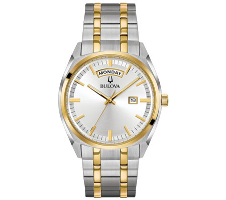 Bulova Men's Classic Two-tone Dress Watch