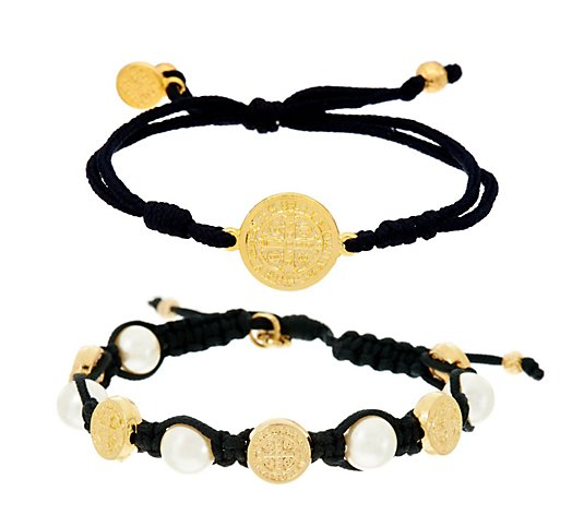 My Saint My Hero Divine Blessing Bracelet Set