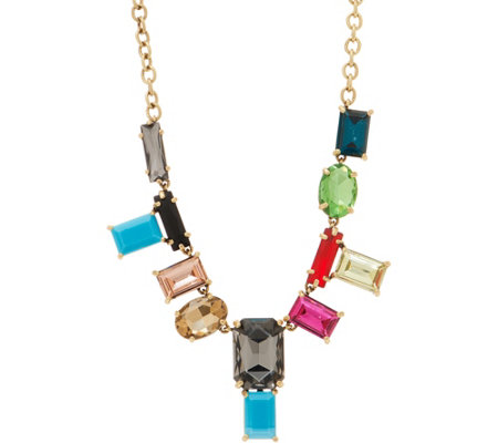 LOGO Links by Lori Goldstein Modern Mosaic Necklace