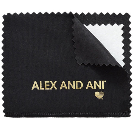 Alex and Ani Polishing Cloth