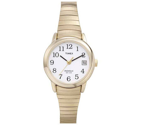 Timex Ladies' Easy Reader Goldtone Watch