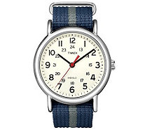Timex Men's Blue and Gray Weekender Watch - J308840