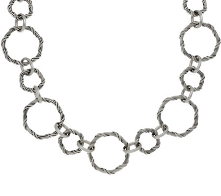 Peter Thomas Roth Sterling Signature 20 Neckla Ce 135 0g