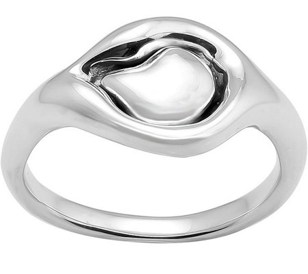 Hagit Sterling Silver Ring