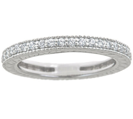 Diamond Eternity Band Ring, 14K Gold, 2/5cttw,by Affinity