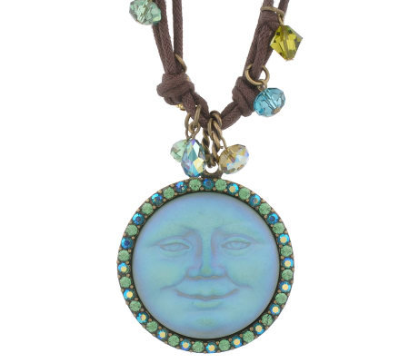 moon magic jewelry kirks folly seaview moon magic necklace page 1 qvc 6717