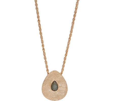 Samantha Wills 'Here Comes the Sun' Bold Drop Pendant with Chain