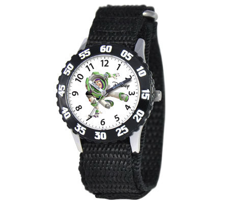 Disney Buzz Lightyear Time Teacher Watch