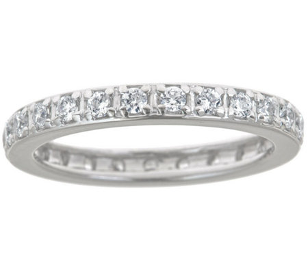 Diamond Eternity Band Ring, 14K Gold, 1/2cttw,by Affinity